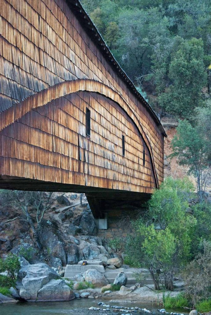 Picture a Day #248 - A Covered Bridge