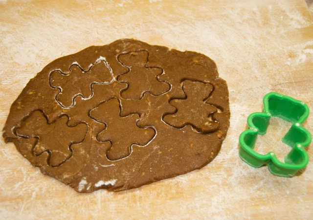 gingerbread cookies 4