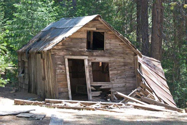 cabin near North Bloomfield