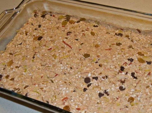 oatmeal bars 3