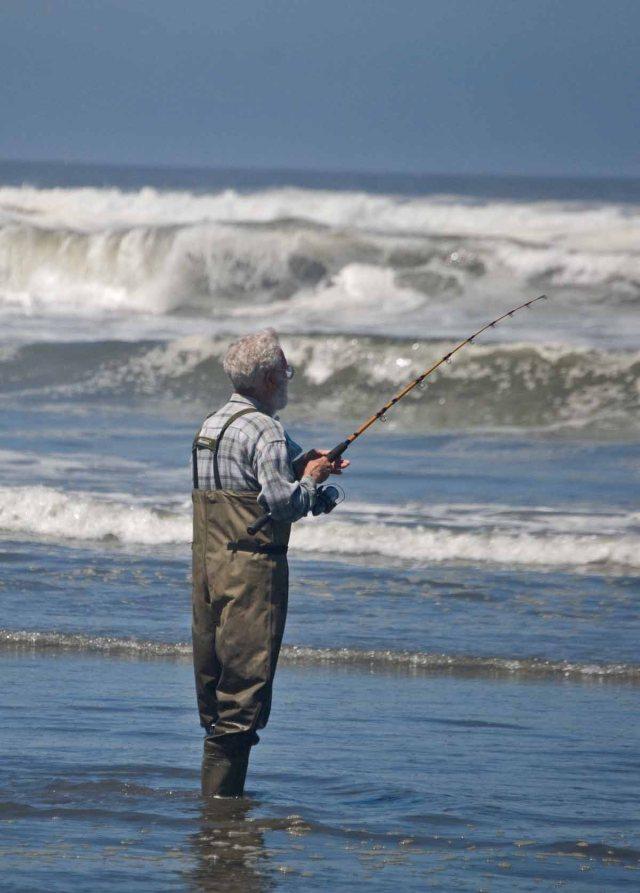 Arcata fisherman